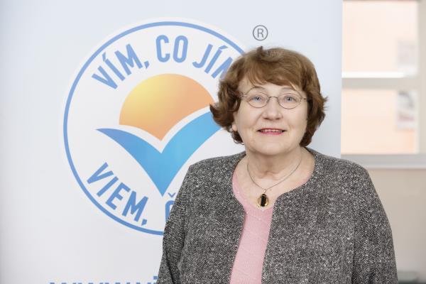 Představujeme paní profesorku Ing. Janu Dostálovou, CSc.