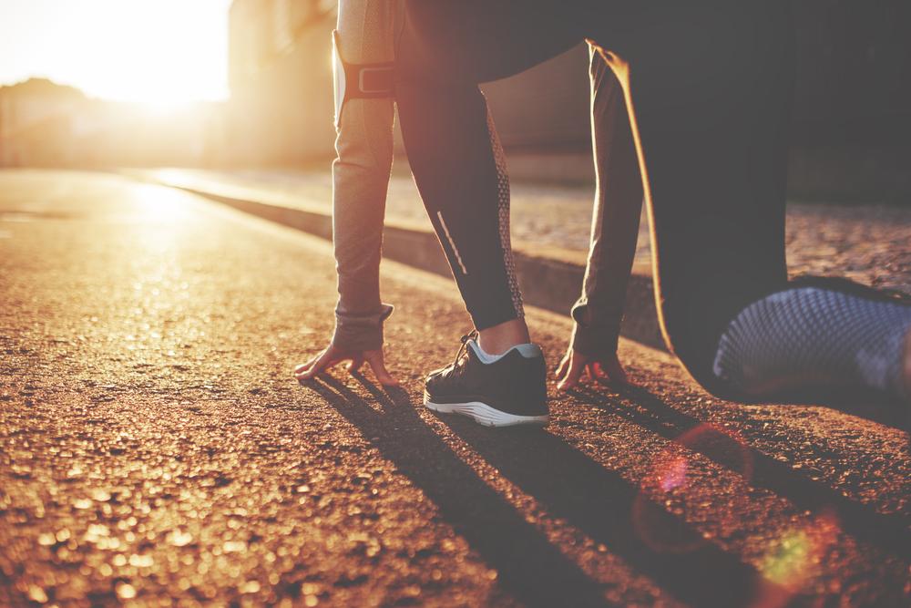 Běh efektivně pomáhá hubnout. Vylaďte styl, ať nic nebolí