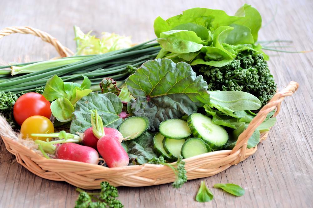 Zelené natě a listy? Ano, jsou plné draslíku a antioxidačních látek