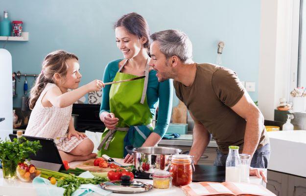 Jídelníček na víkend? Tipy na rychlé vaření pro celou rodinu