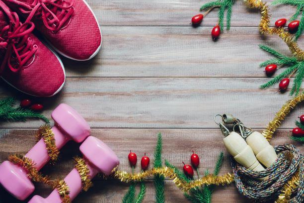 Vánoční sportování