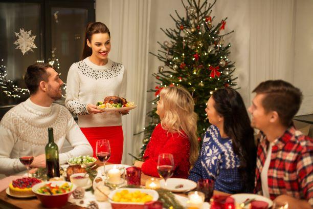Moderní a zdravá vánoční večeře