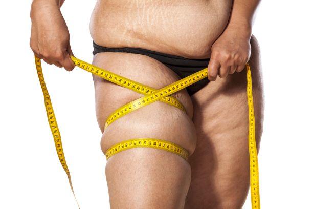 Celulitida a boj s centimetry