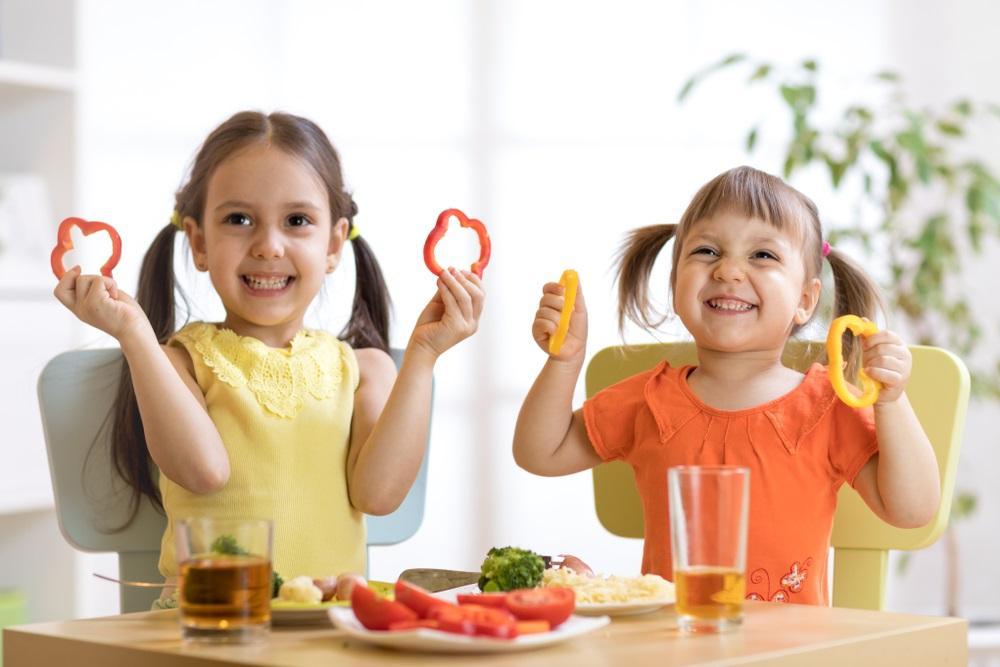 Jak jsou na tom naše děti s výživou a stravováním?