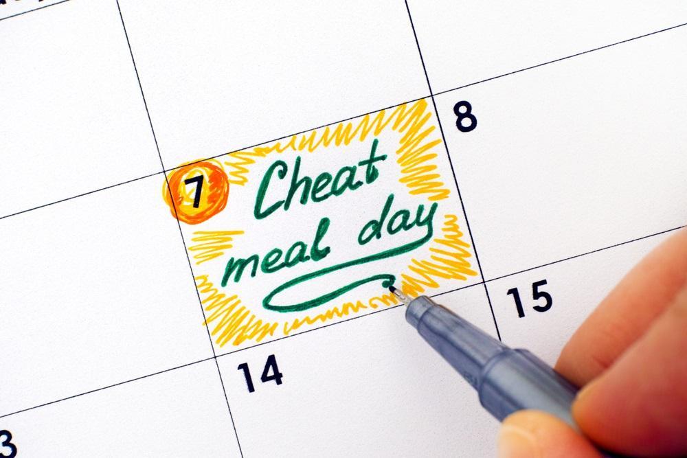 Hřešící den jako součást diety. Posílí to naši vůli pokračovat?