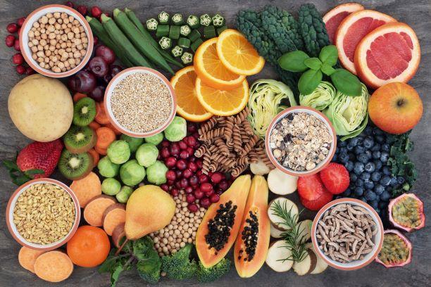 Potraviny obsahující vlákninu