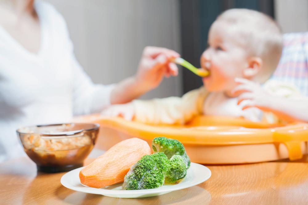 Zeleninové příkrmy ze Shutterstock.com