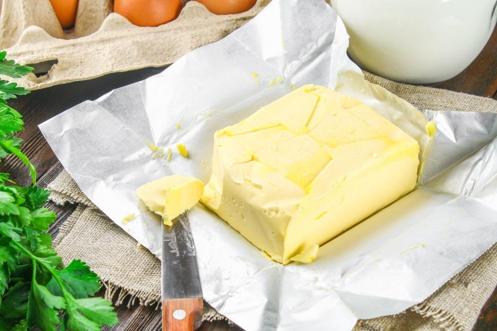 Máslo a margarin -  čím se liší a co mají společného?