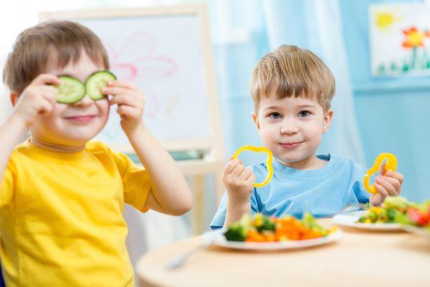 Jak nenásilně a zábavně učit správnému vztahu k jídlu?