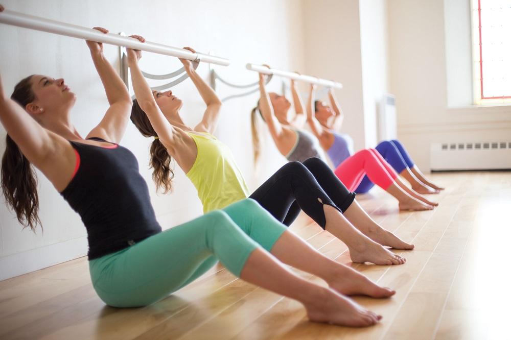 Vyzkoušejte Total Barre - baletní prvky v duchu pilates