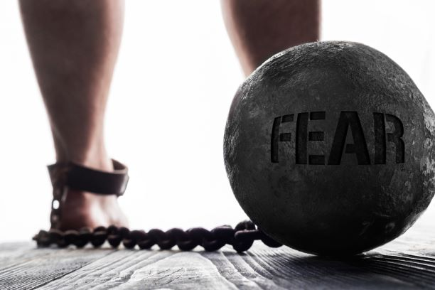 Strach nás brzdí
