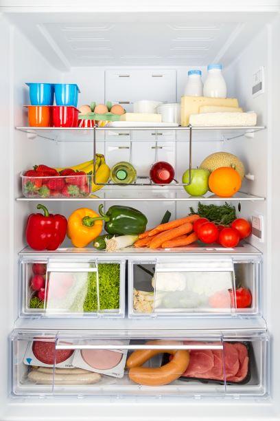 Uschování potravin