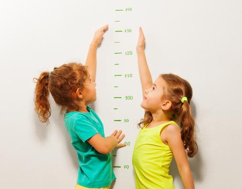 Percentilové grafy – pomůcka pro posuzování růstu dětí
