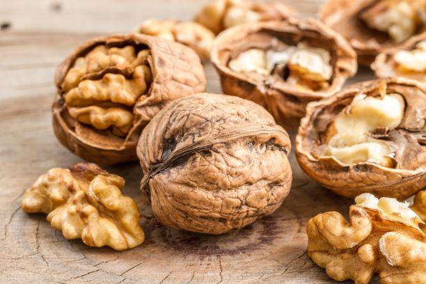 Jedinečné vlašské ořechy. Proč v malém množství, ale pravidelně?