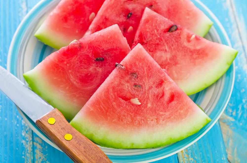 Zelenina bohatá na betakaroten? Vodní meloun není jen voda...