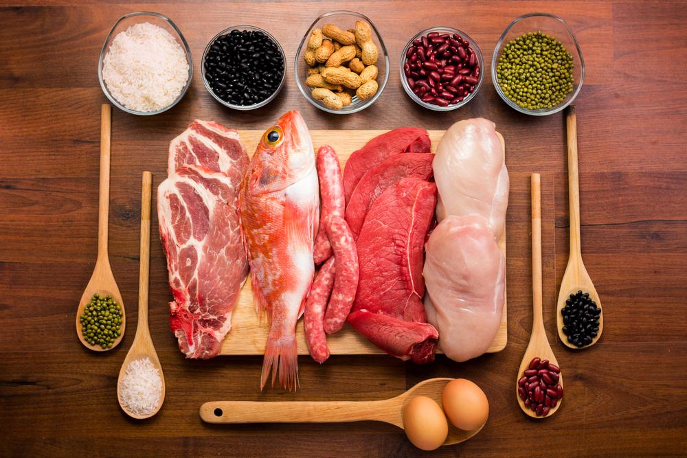 Projevy nedostatku bílkovin v těle. Kolik je málo a kolik je moc?