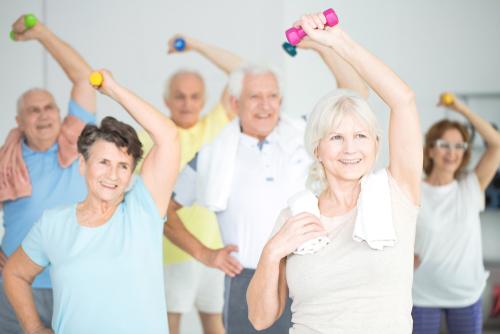 Tipy na pohybové aktivity pro starší a pokročilé