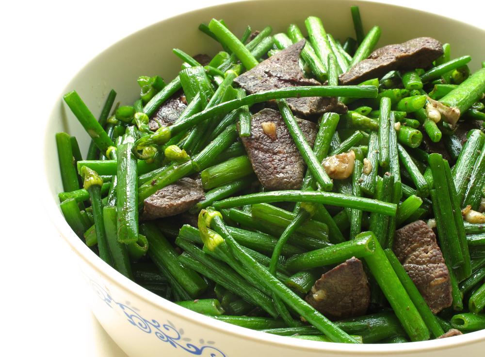 Zelené fazolové lusky jsou delikátní. Stačí je blanšírovat