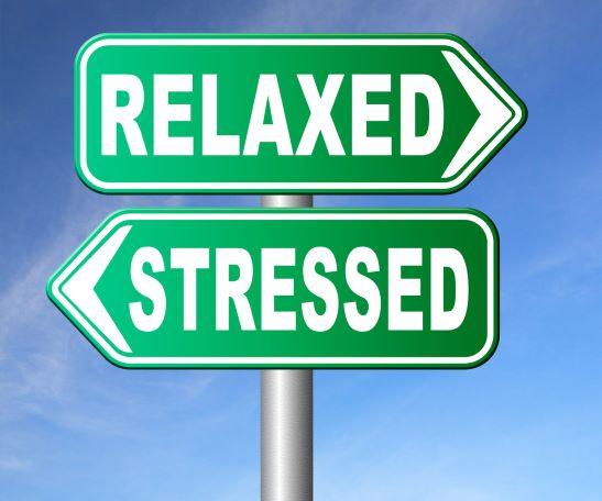 Uvolněte svůj stres pohybem