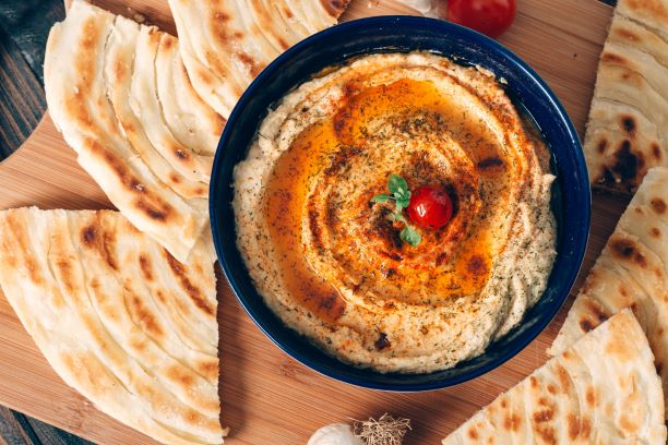 Falafel, hummus, tahini - inspirace izraelskou kuchyní