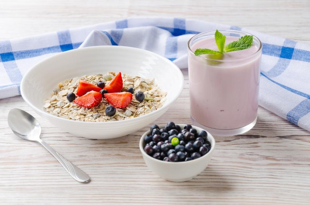 Výhody dobré snídaně? Svěží den a klidný večer