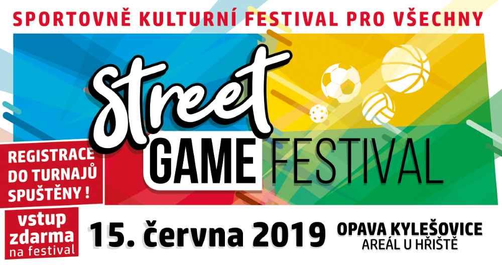Sportovně kulturní festival v Opavě