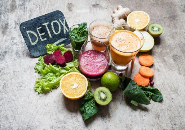 Zlatá pravidla detoxikace aneb jak pomoci tělu s nadbytkem