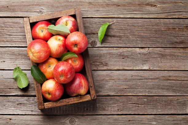 Koulelo se jablíčko. Neopomíjejte je – dokáží zázraky!
