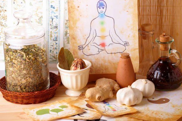 Ajurvéda - udržení zdraví ve zdravém člověku správnou stravou