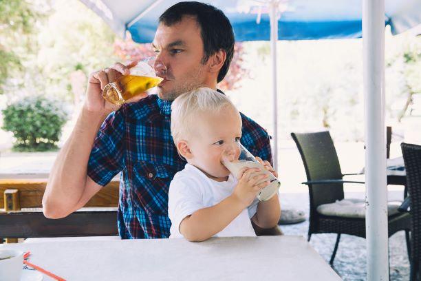 Nealko pivo - je pro dítě lepší než limča?