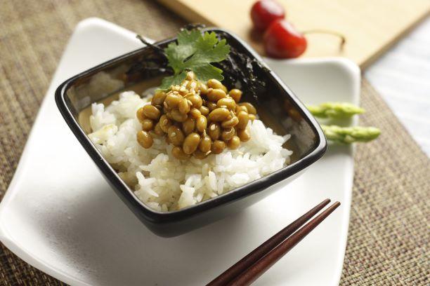 Japonský sýr natto