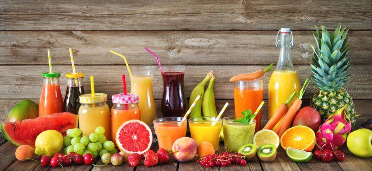 Ovocné nápoje ve zdravém jídelníčku – podle čeho vybírat a na co si dát pozor?