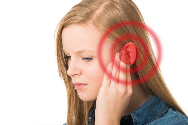 Nevítané zvuky v uších