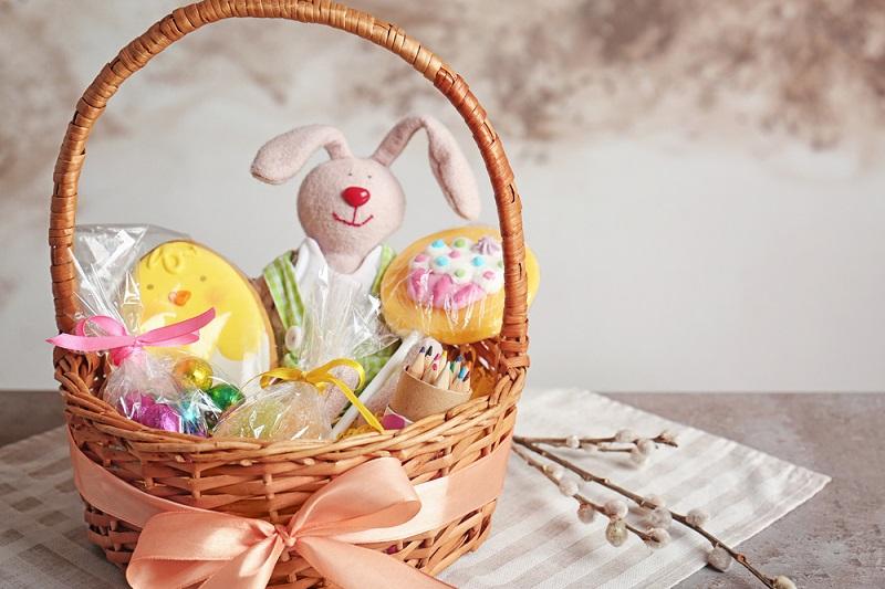 Velikonoční koleda zdravěji - co dát dětem do košíku?