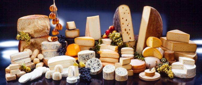 Zajímavosti z historie výroby sýrů