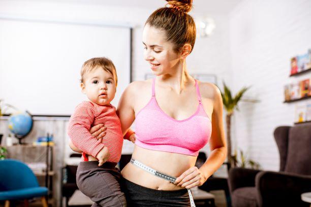 Jak zatočit s kily po porodu?
