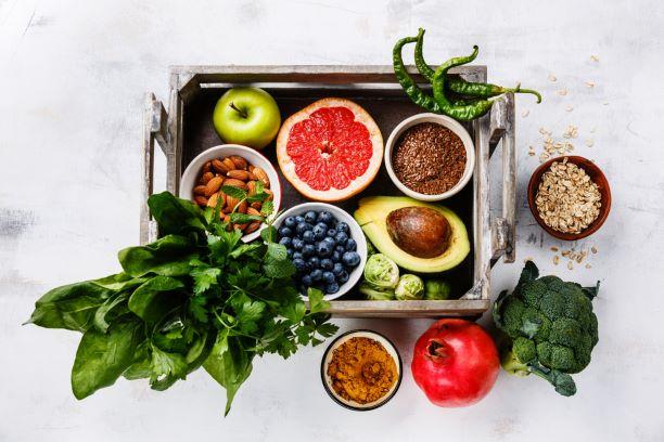 Antioxidanty v potravinách