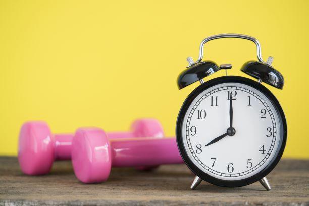 V které části dne je nejlepší cvičit?