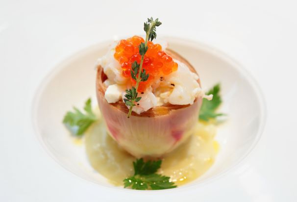 Luxusní pokrmy
