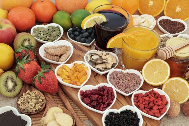 Potraviny na posílení imunity