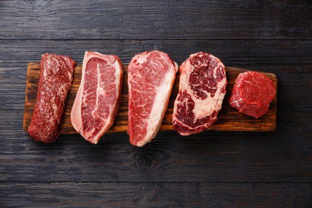 Červené maso