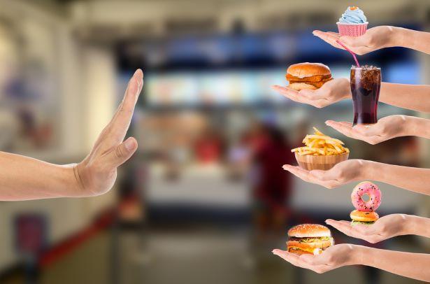 Snižuje chuť k jídlu
