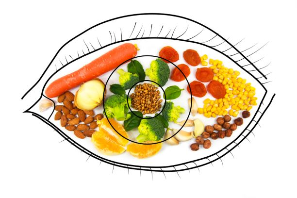 Zdraví očí a zrak podporuje výživa. Proč je důležitý vitamin E či hořčík a zinek?