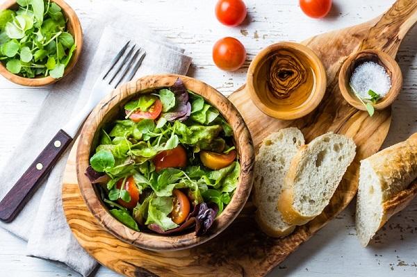 Motivační jídelníček pro zdravější tělo. Vytrvejte - je to umění!