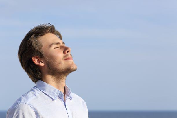 Dechová cvičení pro větší psychickou pohodu
