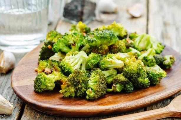 Výživové údaje brokolice