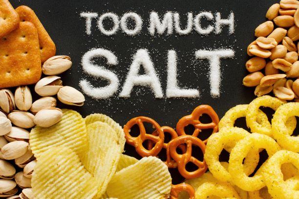 Konzumace soli
