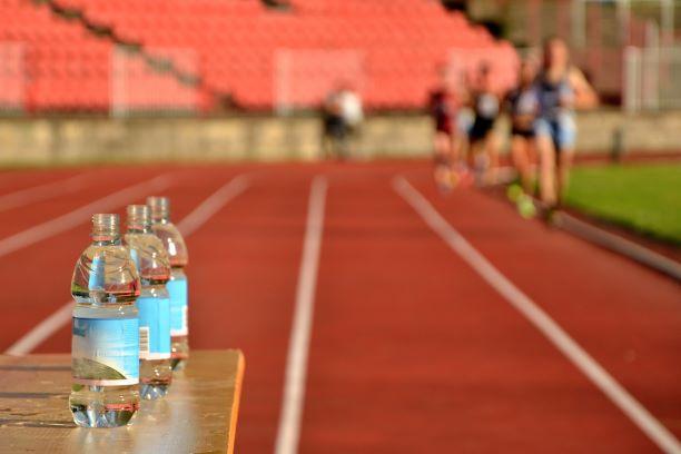 Pitný režim při sportování