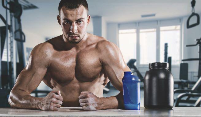 Doplňky stravy pro sportovce