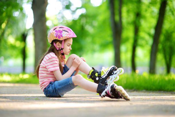 Dětským úrazům nejde zabránit. Vhodná prevence snižuje riziko